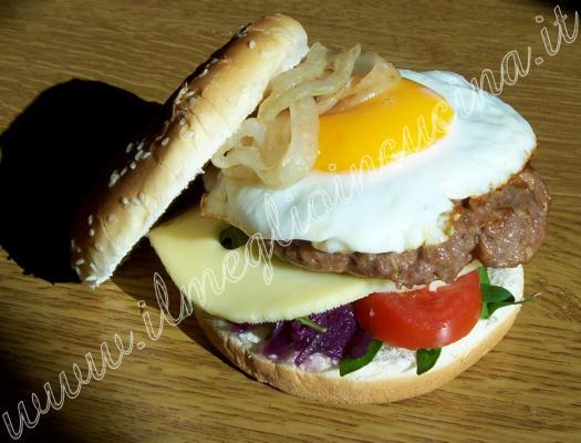 Il meglio in cucina hamburger texano hamburger texano for Cucina australiana