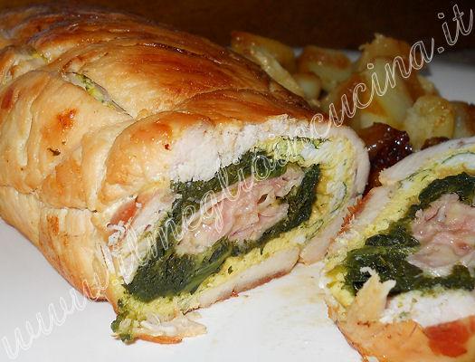il meglio in cucina - rollè di tacchino - rollè di tacchino - Come Cucinare Il Rollè Di Tacchino